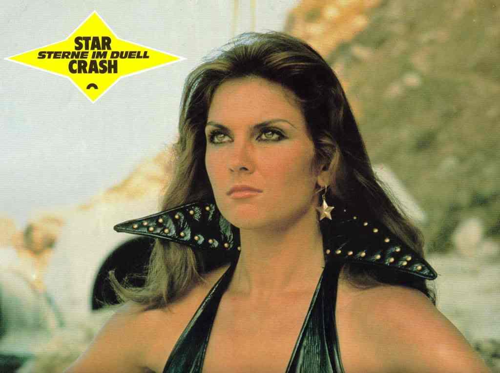 Caroline Munro Starcrash space1970: My S...