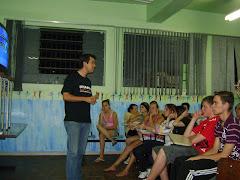 Palestras em Escolas