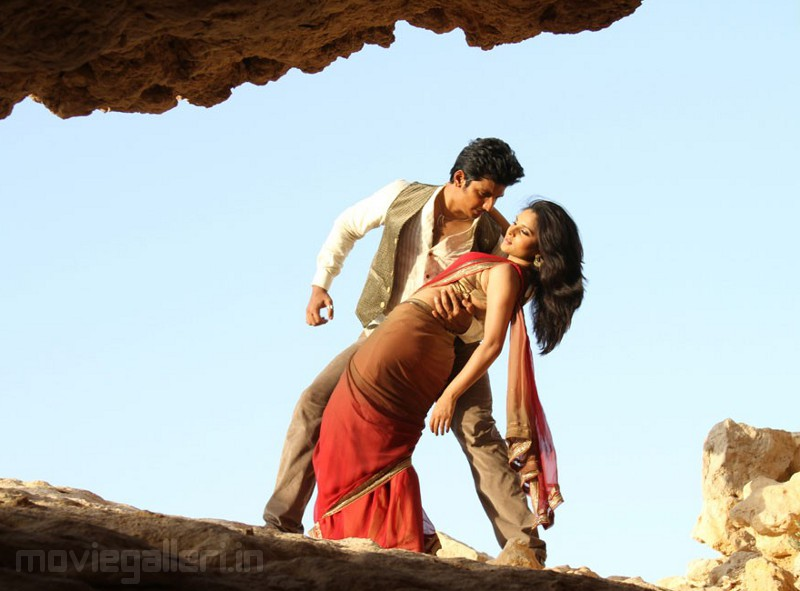 Singam Puli Movie Hot Stills Stills From Singam Puli