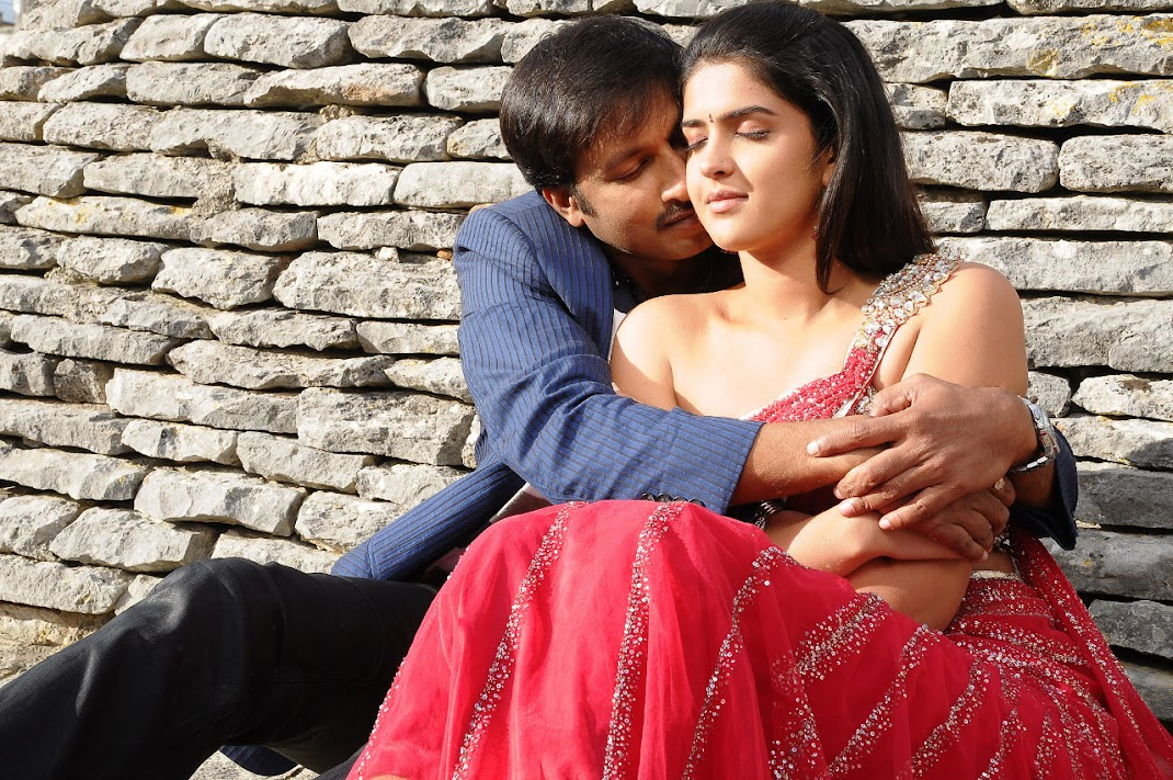 Deeksha Seth Hot Stills from Movie Wanted