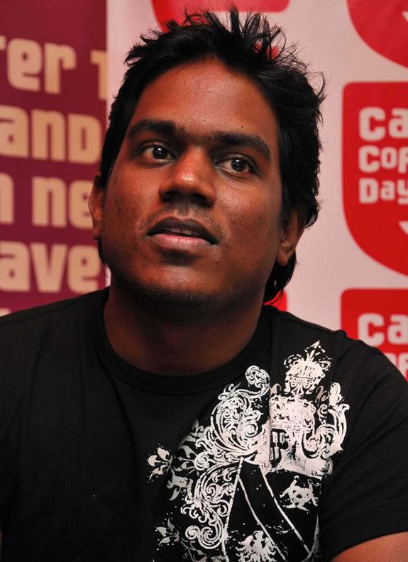 Yuvan Shankar Raja New Photos Yuvan Shankar Raja Meets