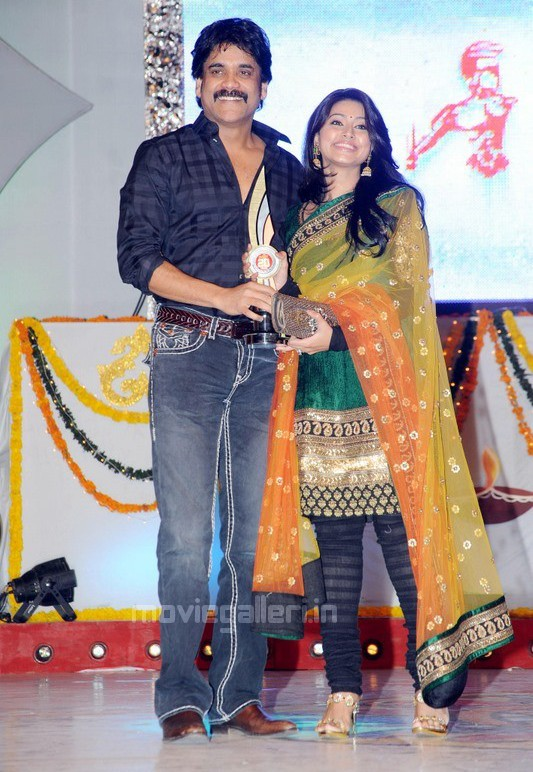 Sneha at Super Hit Magazine Awards 2010 