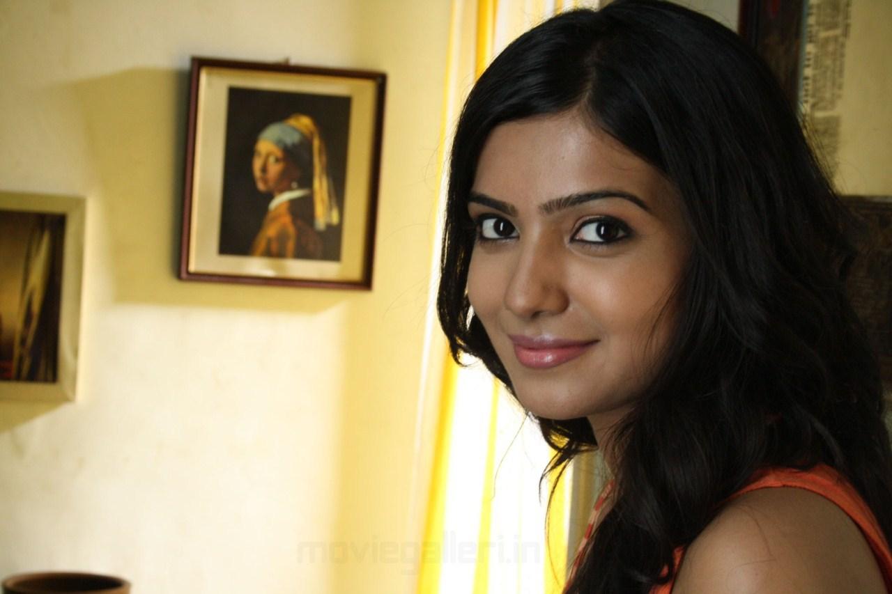 , Samantha Face Close Up Wallpapers