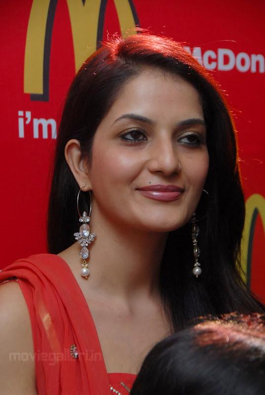 Actress Ruthika  McDonalds Hyderabad Cartoon Carnival Stills cleavage