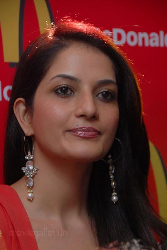 Actress Ruthika  McDonalds Hyderabad Cartoon Carnival Stills glamour images