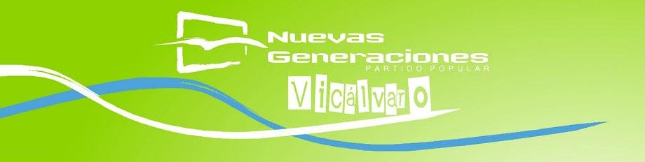 Nuevas Generaciones de Vicálvaro