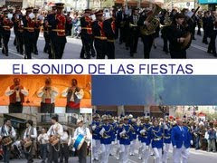 EL SONIDO DE LAS FIESTAS