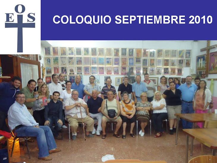 COLOQUIO DE EOS EN LAS FIESTAS DEL PERDON 2010