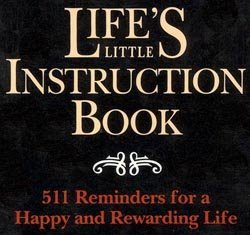 Life&#39;s Little Instruction Book
