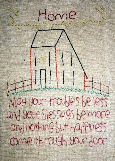 Home Blessing Quotes Quotesgram