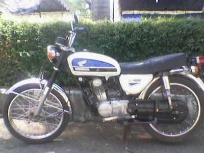 Custom Modifications Honda CB 100 Retro Classic Bikes Motorcycle