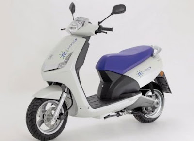 Peugeot Electric Scooter