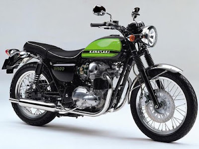 used motor Kawasaki W800