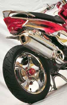 used motor modif yamaha Mio Soul