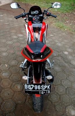StreetFighter Yamaha Scorpio