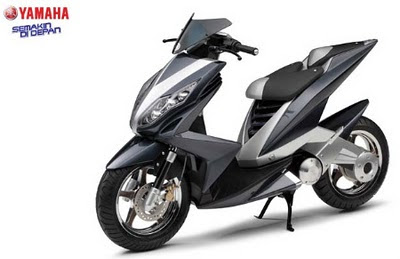 Scooter Automatic Modif trend Yamaha Xeon 125 cc
