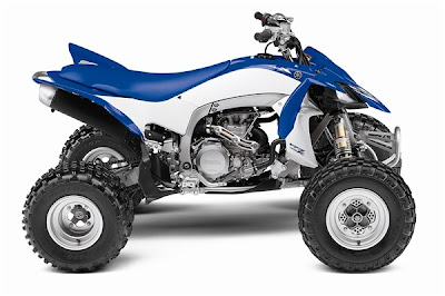 2011 ATV Yamaha YFZ450R Sport