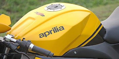 Honda Tiger Modif to Aprilia