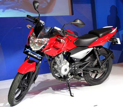 TrendOtomotiveModification2011  New Yamaha Byson VS Bajaj Pulsar