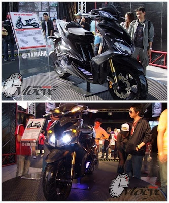 Modif Yamaha Xeon Sport Advance 125 cc