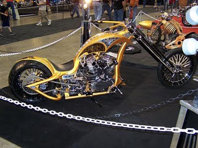 Chopper Harley Davidson modify