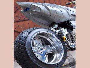 2010 Modif Honda Vario