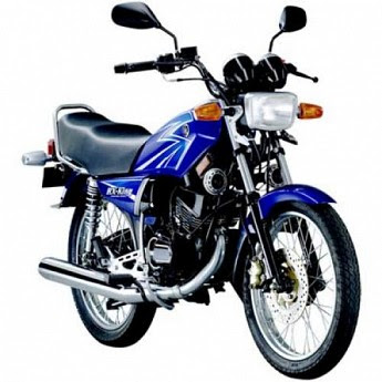 Yamaha RX King 4 stroke model in 2011 Pictures