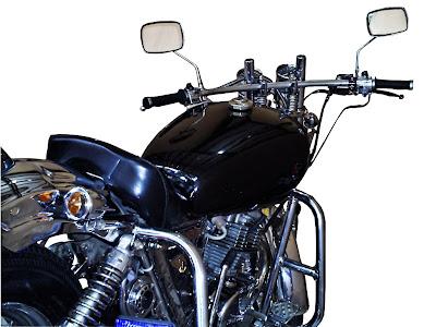 kawasaki binter mercy kz modified  sale classic  vintage motorcycles