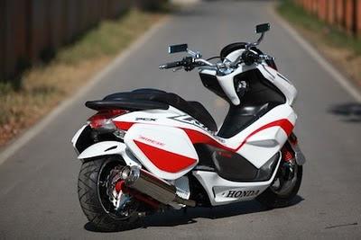 100 Gambar Modifikasi Motor Honda Pcx 125 Info Foto