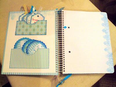 Cuaderno Alterado, Recetario