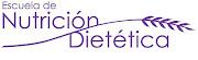 Logo de Escuela de Nutricion y Dietetica