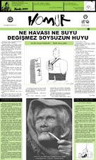 HOMUR DERGİSİ