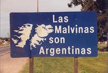 PETITORIO POR MALVINAS