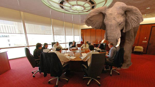 Introducing the Hardline According To ...Ofer Maimon: The elephant ...