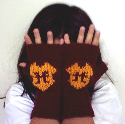 Hogwarts Knit Scarf Pattern Mk. II | The Come and Go Room