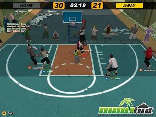 3D Basketbol Şampiyonası Oyunu