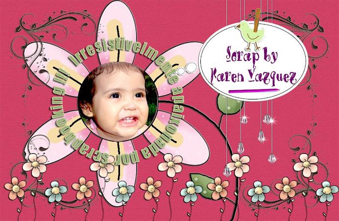 Scrapbooking by Karen Vazquez