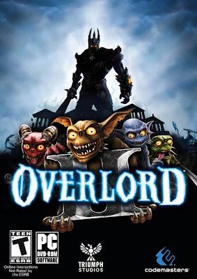 Categoria aventura, Capa Download Overlord II (PC)