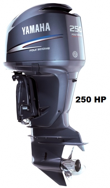 Yamaha Marine  Yamaha F250 4Stroke