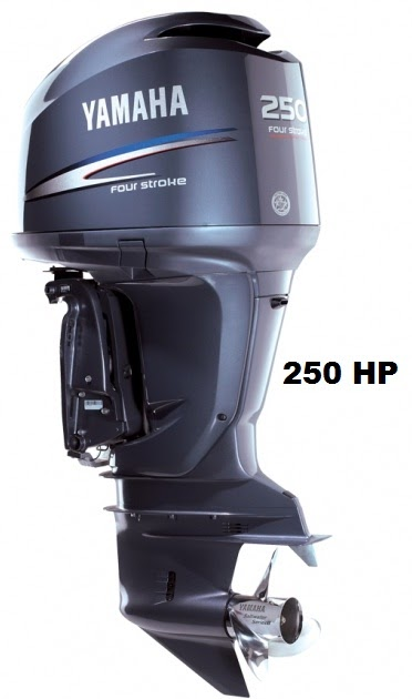 Yamaha marine yamaha f250 4stroke for Yamaha 150 2 stroke fuel consumption
