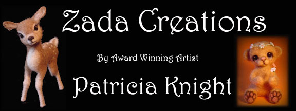 Zada Creations - By Award Winning Artist Patricia Knight
