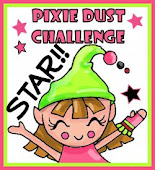 I won a Pixie Star Challenge