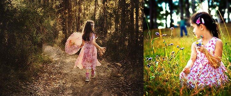 Brisbane Children & Newborn Photographer - The Colour In You Photography
