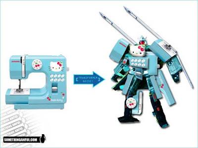 foto-menarik.blogspot.com - Robot Transformer Paling Unik Sedunia