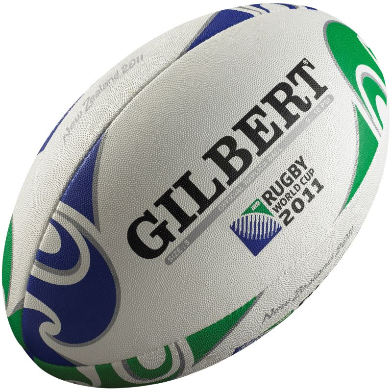 Gilbert World Cup 2011 Ball Wellington, Oct 19 NZPA - Under the joint bid