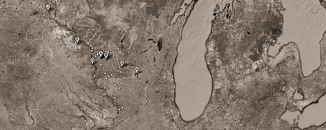 Driftless Region: MN & WI