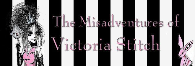 The Misadventures of Victoria Stitch