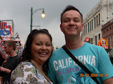 Me and Todd on Beale Street, Memphis, TN