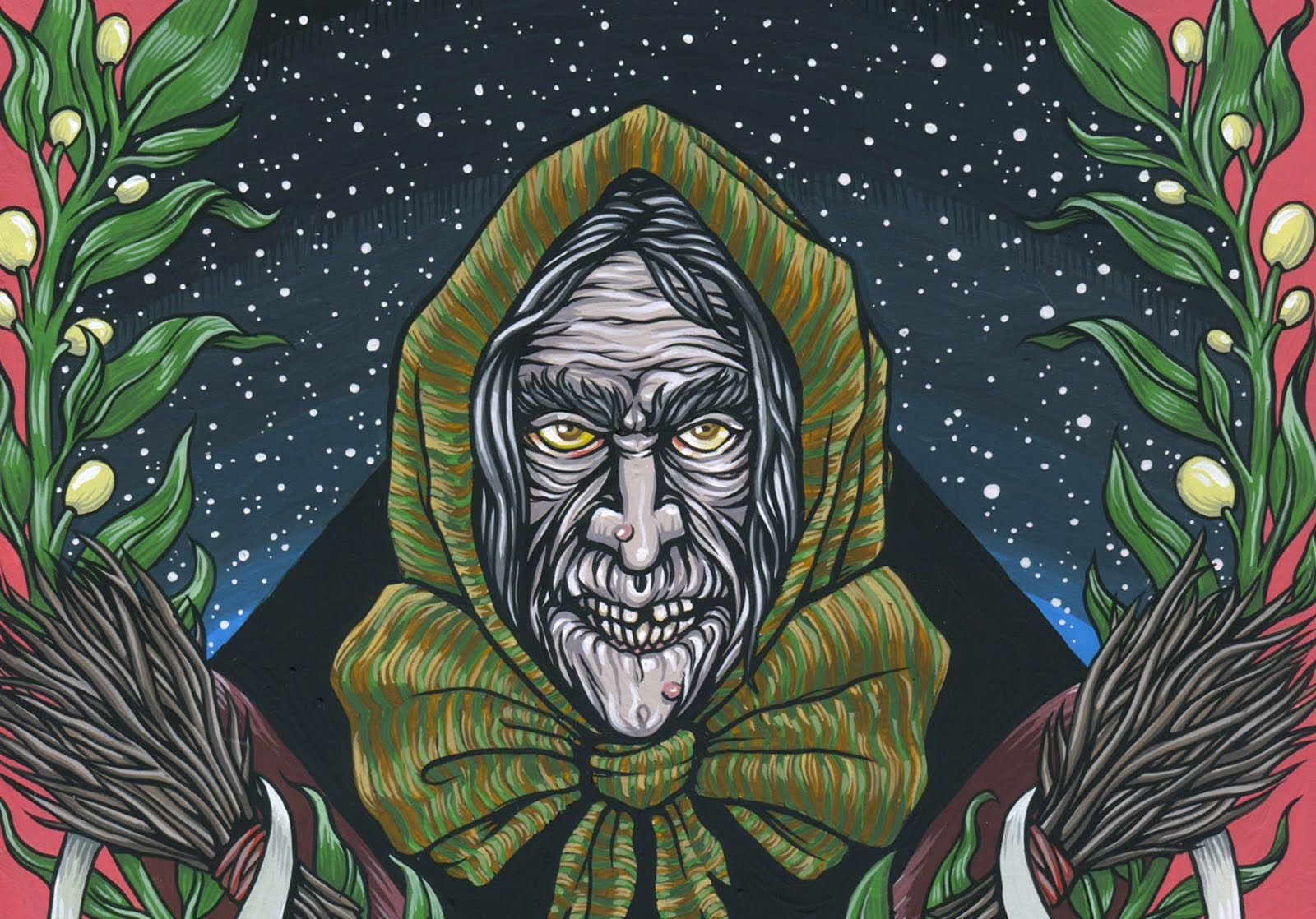 la befana or la strega meaning the witchis a strange italian christmas witch more popular there than santa but performing the same basic function - Italian Christmas Witch