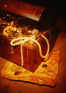 treasure chest of riches